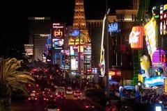 Las Vegas Nevada Fotografia Stock