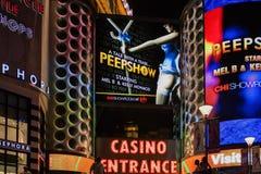 Las Vegas, Nevada Fotos de archivo libres de regalías