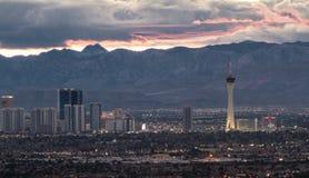 Las Vegas, Nevada Photos libres de droits