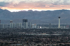 Las Vegas, Nevada Fotografía de archivo libre de regalías