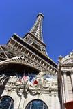Las Vegas, Nevada Czerwiec 05,2017 - widok od wierzchołka wieża eifla - usa - Obraz Royalty Free