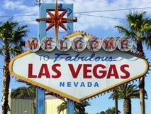 Las Vegas Nevada de V.S. Royalty-vrije Stock Foto's