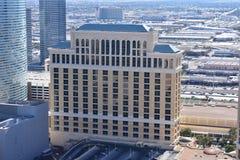 Las Vegas, Nevada - de V.S. - 05,2017 Juni - Bellagio Kuuroordtoren Las Vegas Royalty-vrije Stock Afbeelding