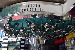 Las Vegas, Nevada - de V.S. - 05,2017 Juni - Bevroren Cocktails in Las Royalty-vrije Stock Foto