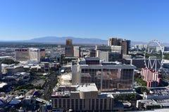 Las Vegas, Nevada - de V.S. - 05,2017 Juni - de Horizon van Las Vegas Stock Foto's