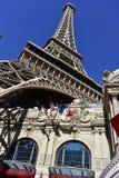 Las Vegas, Nevada - de V.S. - 05,2017 Juni - de Toren Parijs van Eiffel Royalty-vrije Stock Fotografie