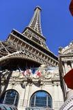 Las Vegas, Nevada - de V.S. - 05,2017 Juni - de Torenervaring van Eiffel Royalty-vrije Stock Afbeeldingen
