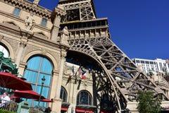 Las Vegas, Nevada - de V.S. - 05,2017 Juni - de Torenrit van Eiffel in Parijs Las Vegas Royalty-vrije Stock Fotografie