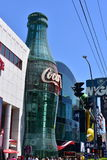 Las Vegas, Nevada - de V.S. - 05,2017 Juni - Downdown-Coca-cola in Las Vegas Stock Fotografie