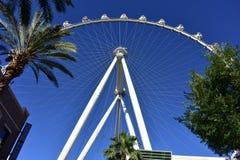 Las Vegas, Nevada - de V.S. - 05,2017 Juni - Groot Wiel Vegas Stock Fotografie
