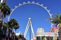 Las Vegas, Nevada - de V.S. - 05,2017 Juni - Hoge Rol Vegas Royalty-vrije Stock Fotografie