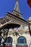 Las Vegas, Nevada - de V.S. - 05,2017 Juni - Las-de Toren van vegaseiffel Stock Foto's