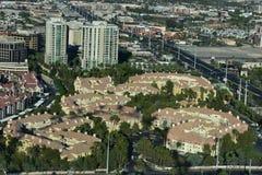 Las Vegas, Nevada - de V.S. - 05,2017 Juni - SkyVue Las Vegas Stock Afbeelding