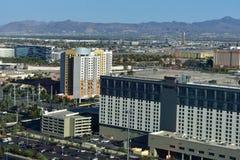 Las Vegas, Nevada - de V.S. - 05,2017 Juni - SkyVue Las Vegas Stock Afbeeldingen