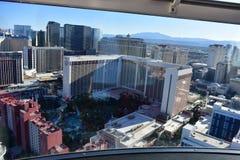 Las Vegas, Nevada - de V.S. - 05,2017 Juni - Stadsmening in Las Vegas Stock Afbeeldingen