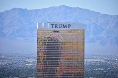 Las Vegas, Nevada - de V.S. - 05,2017 Juni - Troef Las Vegas Royalty-vrije Stock Foto's