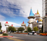 Las Vegas, Nevada - Excalibur Hotel and Casino Royalty Free Stock Photo