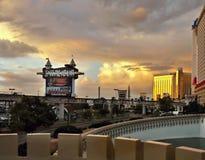 Las Vegas, Nevada, Excalibur hotel i kasyno, - Obraz Royalty Free