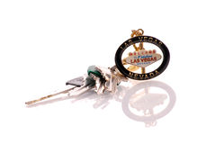 Las Vegas Nevada Keychain Royalty Free Stock Photos
