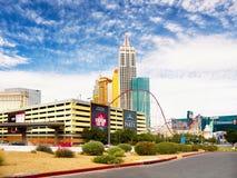Las Vegas, Nevada, New York Hotel Casino Royalty Free Stock Photos