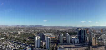 Las vegas nevada panorama Stock Photo