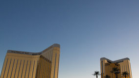Las Vegas, Nevada - September 14, 2012: Mandalay Bay Resort Casi Stock Images