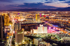 LAS VEGAS, NEVADA Stock Photography