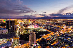 LAS VEGAS, NEVADA royalty free stock photos
