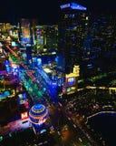 Las Vegas, Nevada imagens de stock