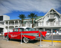 Las Vegas, Nevada - Tropicana Hotel and Casino Stock Images