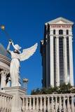 Las Vegas, NEVADA/USA - 1. August: Ansicht bei Sonnenaufgang des Engelsspiels Lizenzfreie Stockbilder