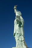 Las Vegas, NEVADA/USA - 1. August: Ansicht der Replik-Statue von lizenzfreies stockbild