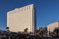 LAS VEGAS, NEVADA/USA - AUGUST 1 : Tropicana Hotel in Las Vegas Stock Photography