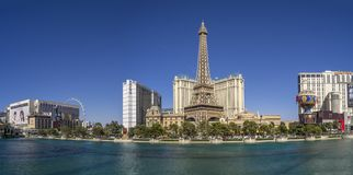 Paris Paris, Las Vegas Stock Photo
