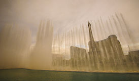 Las Vegas, Nevada Usa - September 10, 2013 Royalty Free Stock Photography