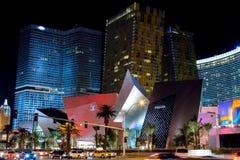 Las Vegas, NEVADA/USA - SIERPIEŃ 2; Różnorodny hoteli/lów i kasyn al Obrazy Royalty Free