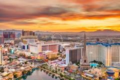 Free Las Vegas, Nevada, USA Skyline Stock Photo - 149285900