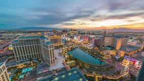 Las Vegas, Nevada, USA Skyline Over the Strip