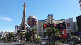Las Vegas Nevada wieża eifla fotografia royalty free