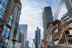 LAS VEGAS:  New Construction. Stock Photography