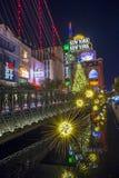 Las Vegas New New York hotel Stock Photo