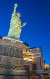 Las Vegas New York hotel Royalty Free Stock Image
