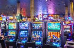 Las Vegas New York hotel Royalty Free Stock Photography