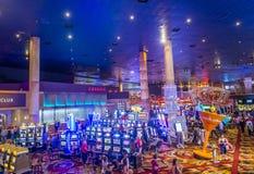 Las Vegas New York hotel Royalty Free Stock Images
