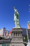 Las Vegas - New York New York Hotel Stock Image