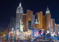 Las Vegas , New York Stock Image