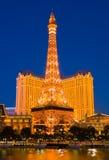 Las Vegas at night Royalty Free Stock Image
