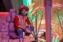 Las Vegas by night. stock photography