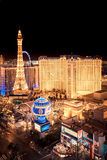 Las Vegas Night Royalty Free Stock Photos