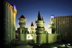 Las Vegas at night Stock Images